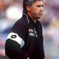 También fue entrenador de la Juventus, de 1999 a 2001. Ahí consiguió una Copa Intertoto de la UEFA. Foto:Getty Images