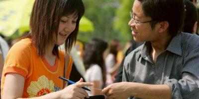Después de varios años de relación entre Wu Hsia y Jun Tan, el noviazgo llegó a su fin. El joven posteriormente conoció a Rong Tsao, su pareja actual. Foto:Getty Images