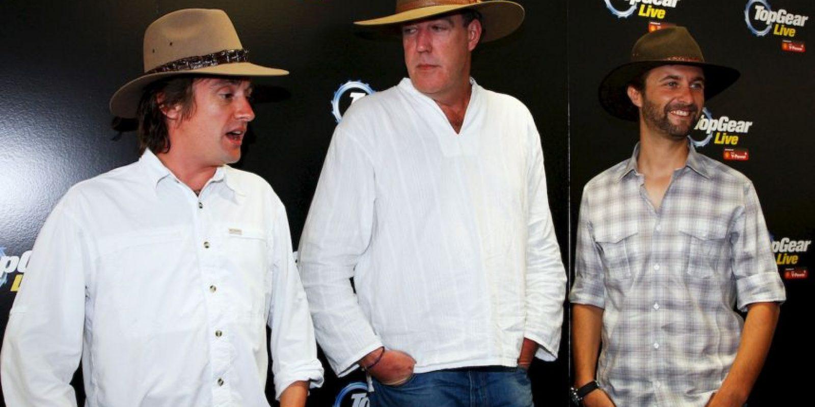 """La BBC confirmó que el 40% del público de """"Top Gear"""" son mujeres. Foto:Getty"""