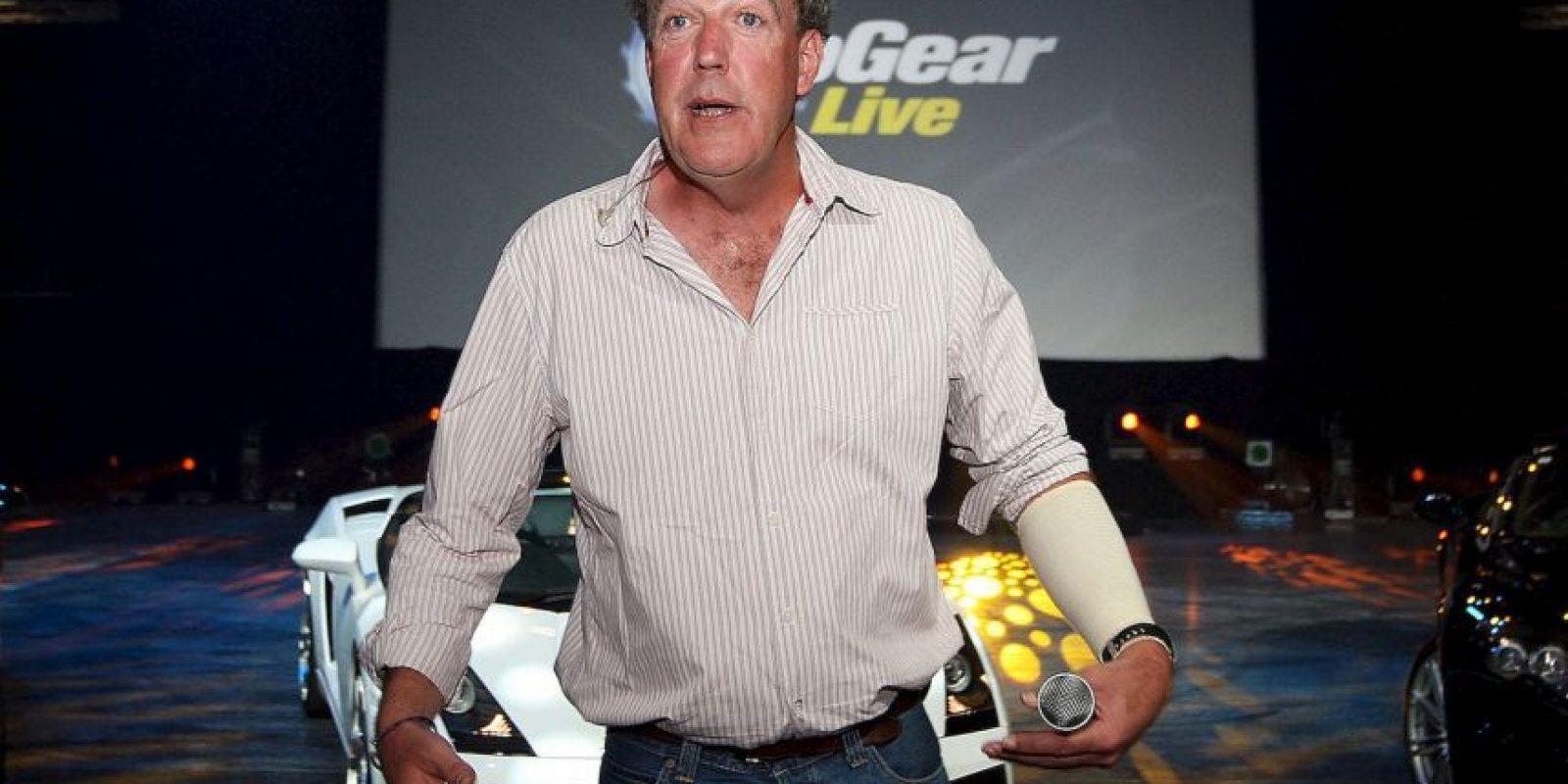 Según la propia BBC, la química y dinámica de Clarkson y su equipo era una clave del éxito. Foto:Getty