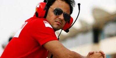 En 2009, el piloto brasileño Felipe Massa sufrió un grave choque durante las pruebas del Gran Premio de Hungría. Mientras conducía a más de 190 km/h, Massa se estrelló contra el muro de contención. Foto:Getty Images