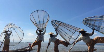Tomada por Francis O. en Inle Lake, Mianmar, con la cámara. Foto:Apple