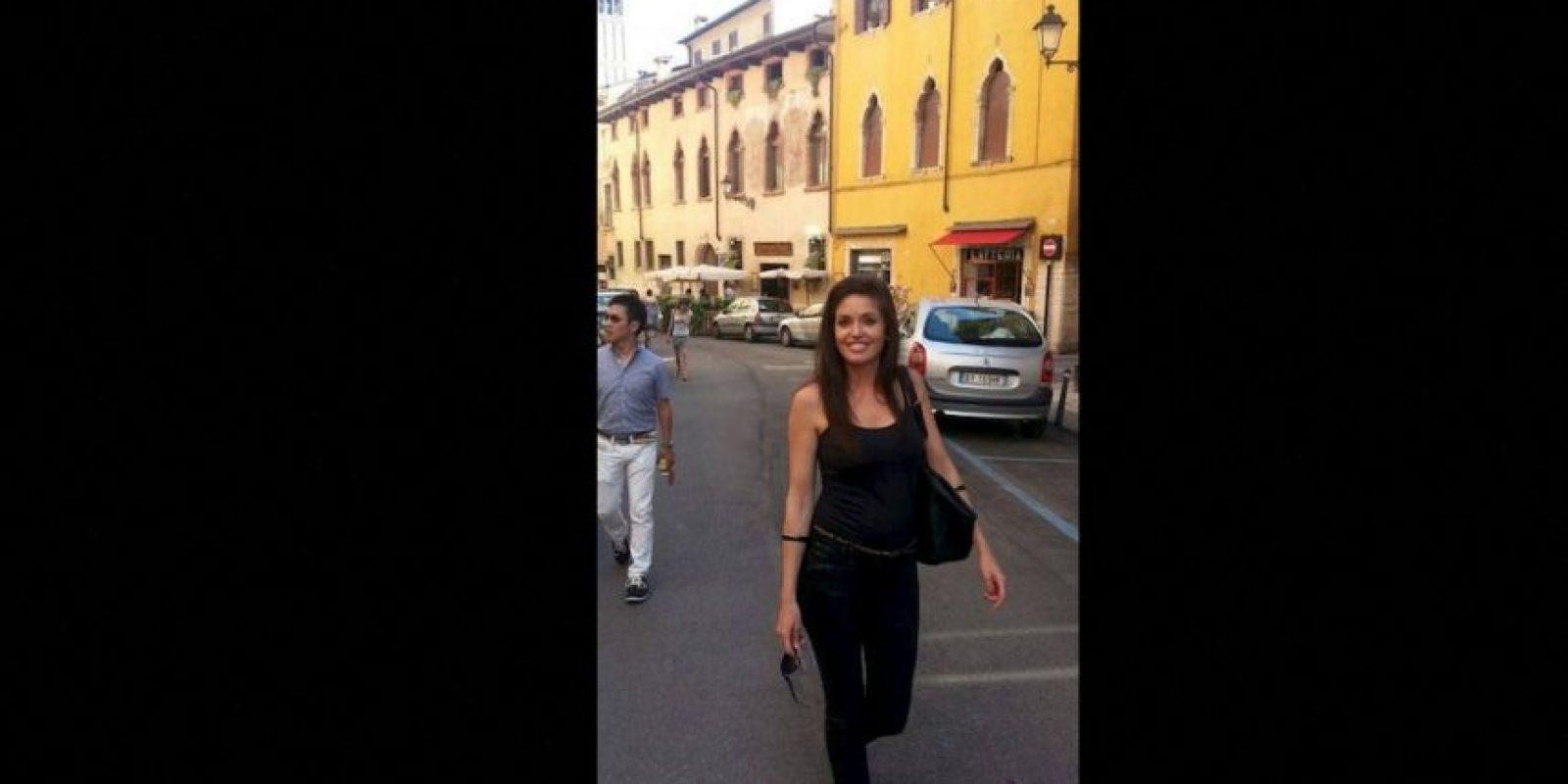 Lina Sands Foto:Facebook/Lina Sands