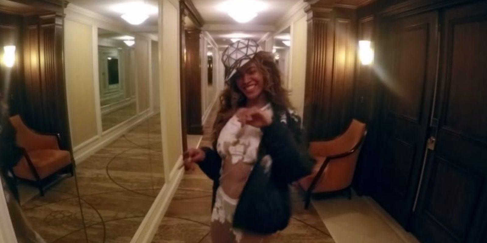 Así son los pasos originales de Beyonce en 7/11 Foto:Youtube: Beyoncé