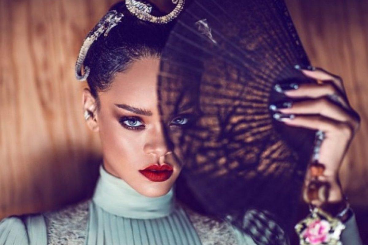 """Rihanna anunció el adelanto de """"Bitch Better Have My Money"""" Foto:Instagram @badgalriri"""