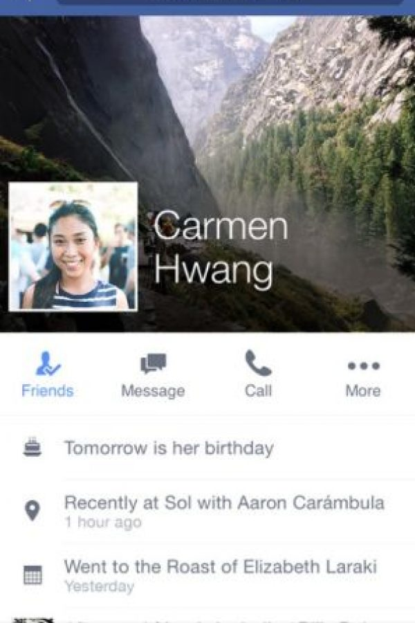3- Facebook. La red social más popular de la actualidad. Foto:Facebook, Inc.