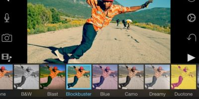 8- iMovie. Editor de videos que se pueden reproudcir en dispositivos Apple. Foto:Apple