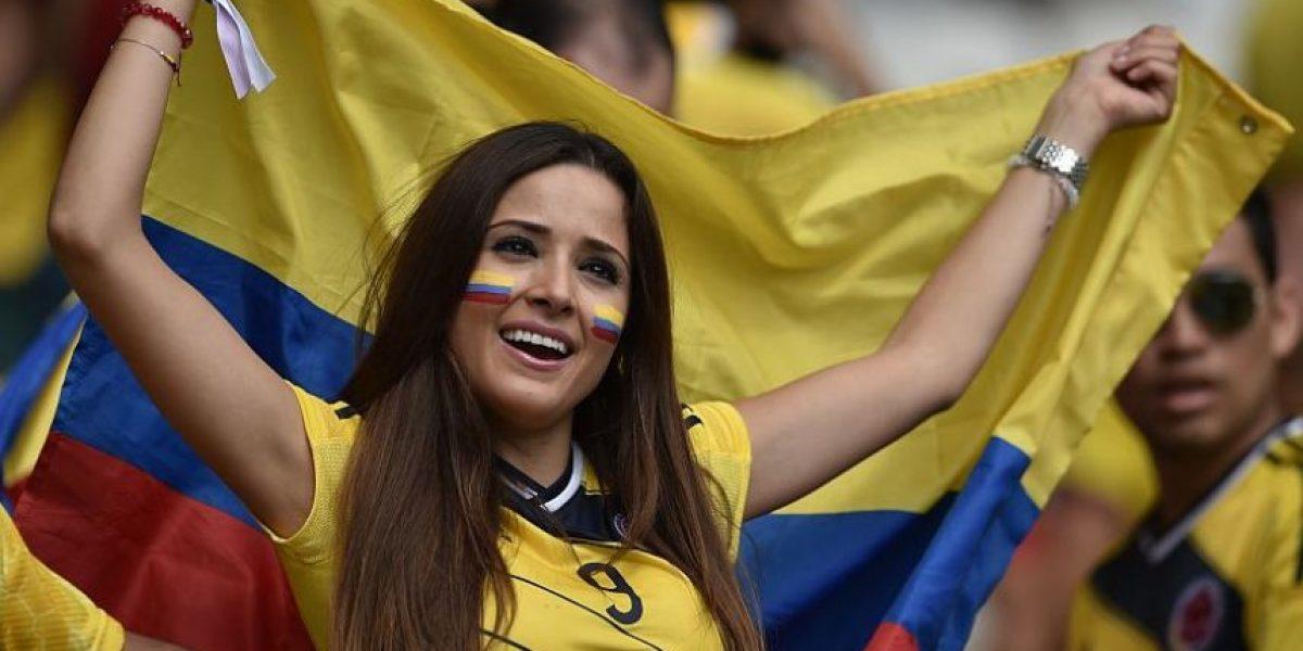 Este mapa muestra que Colombia no es el segundo país más feliz del mundo