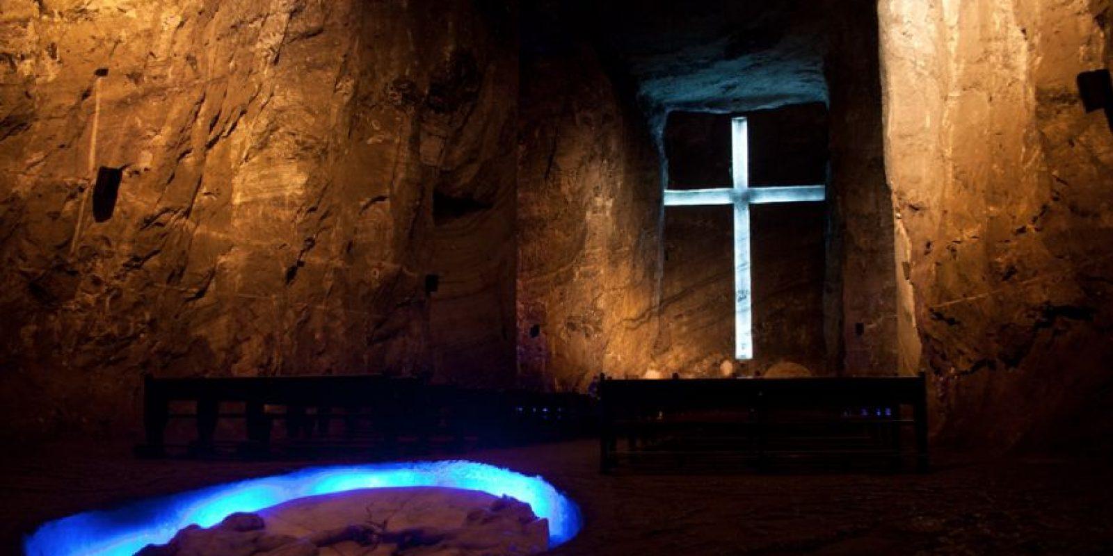 Catedral de sal de Zipaquirá