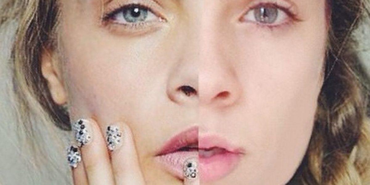 FOTOS: ¡Son una misma! La doble de Cara Delevingne es de origen latino