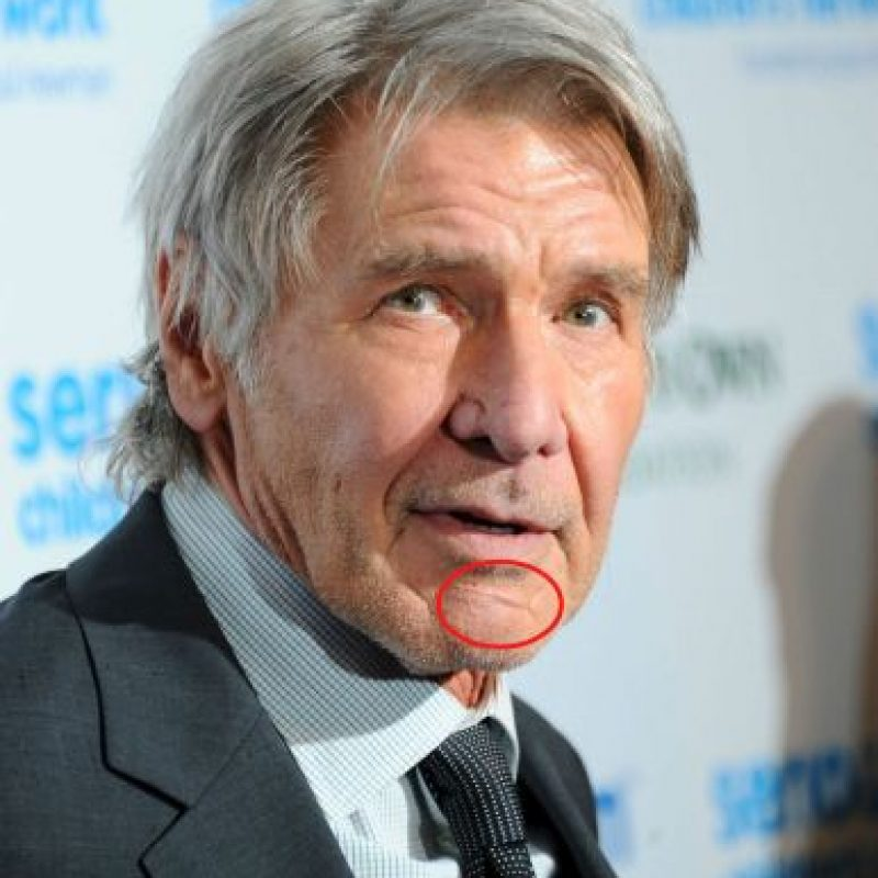 6. Harrison Ford Foto: Getty Images