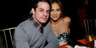 Jennifer López y Casper Smart Foto:Getty