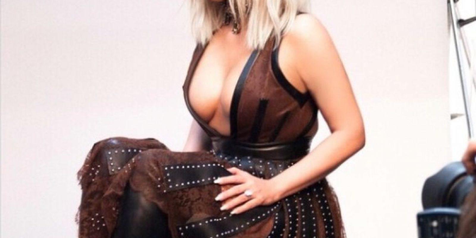 Revista Elle Francia Foto:Instagram Kim Kardashian