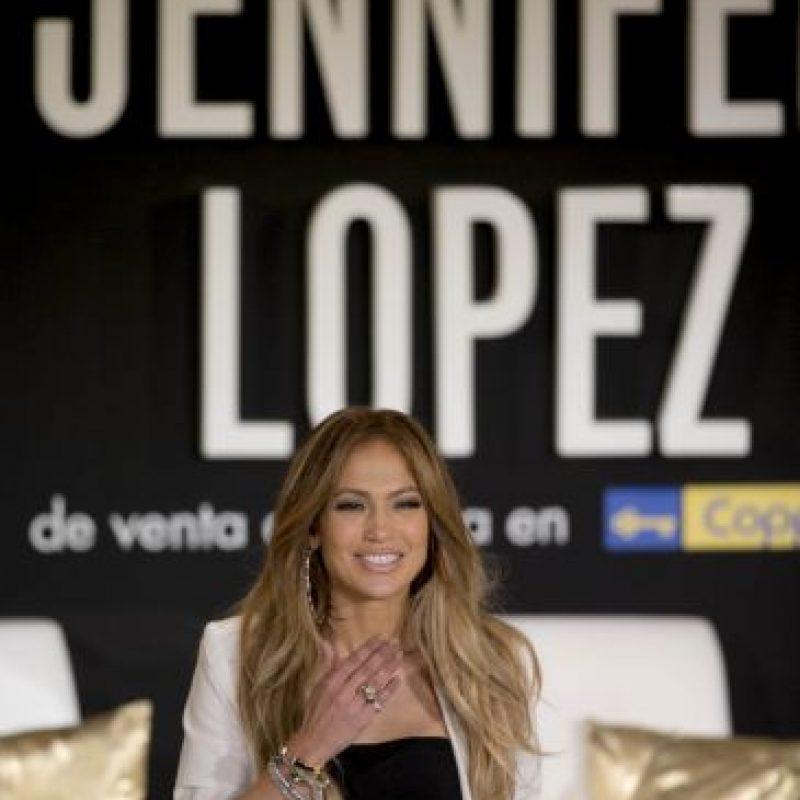 Jennifer López Foto:AP