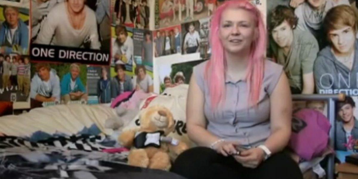 17 cosas que prueban que algunas fans de One Direction deben ir al manicomio