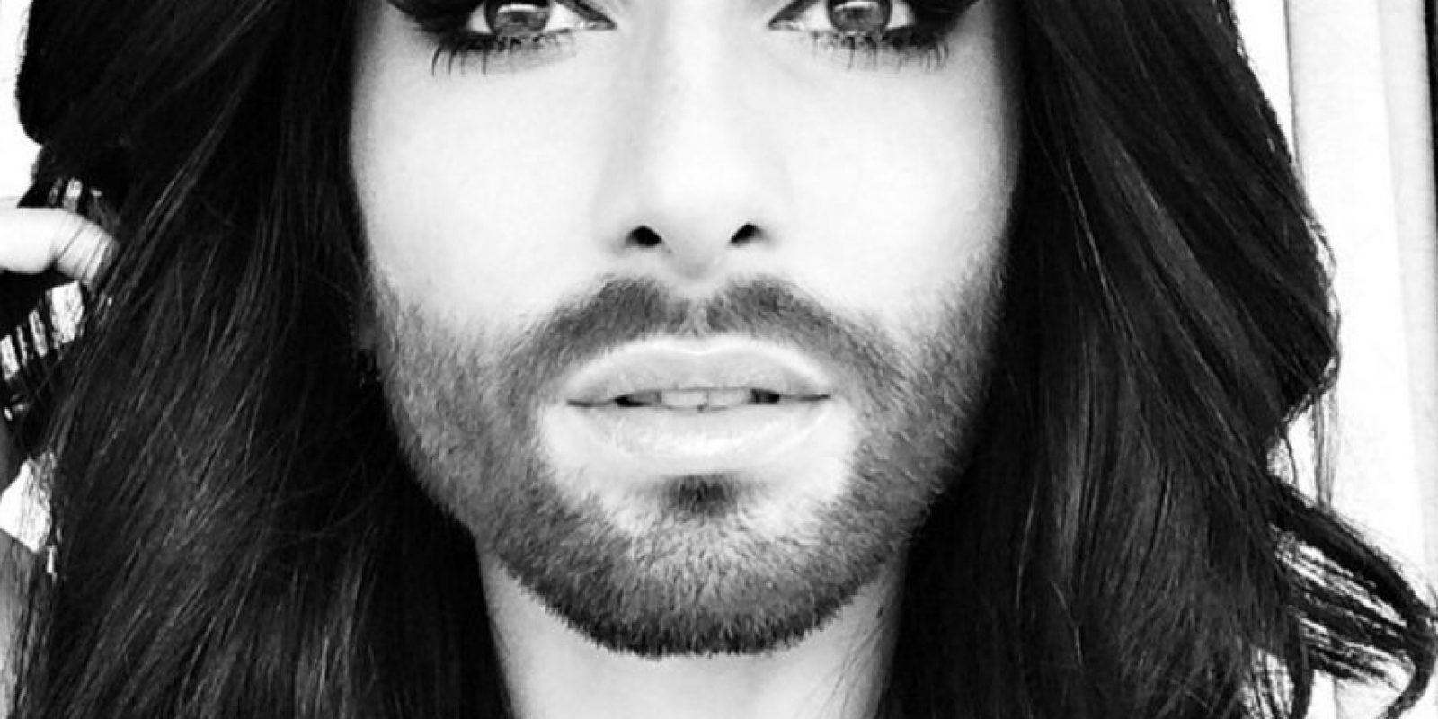 Solo que Conchita, bueno… Conchita es Thomas Neuwirth. Foto: Instagram