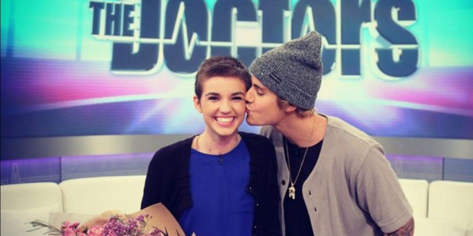 """Pero tal vez Harry Styles le gana a Bieber en sencillez, naturalidad y hasta """"genialidad"""". Foto:Instagram"""