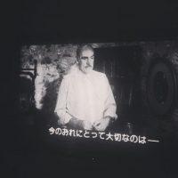 También ve películas que la mayoría de sus fans quizás ni saben que existen. Foto:Instagram