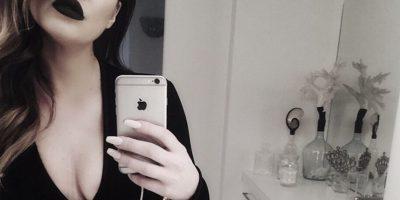 Sin embargo también le gusta mostrarse sexy Foto:Instagram