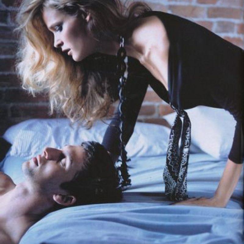 20. Mejora nuestra autoestima. Nuestro cuerpo emite gran cantidad de feromonas durante el sexo que nos hacen más deseables. Nos sentimos atractivos y por tanto más seguros de nosotros mismos. Foto:Pinterest