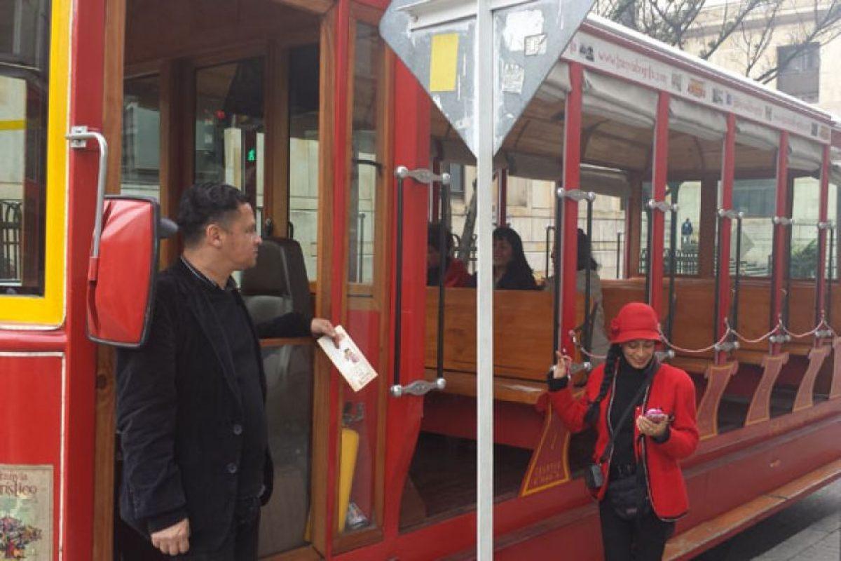 El último tranvía funcional que existió en Bogotá hizo su recorrido final en 1951. Foto:Hernán Moreno / Publimetro