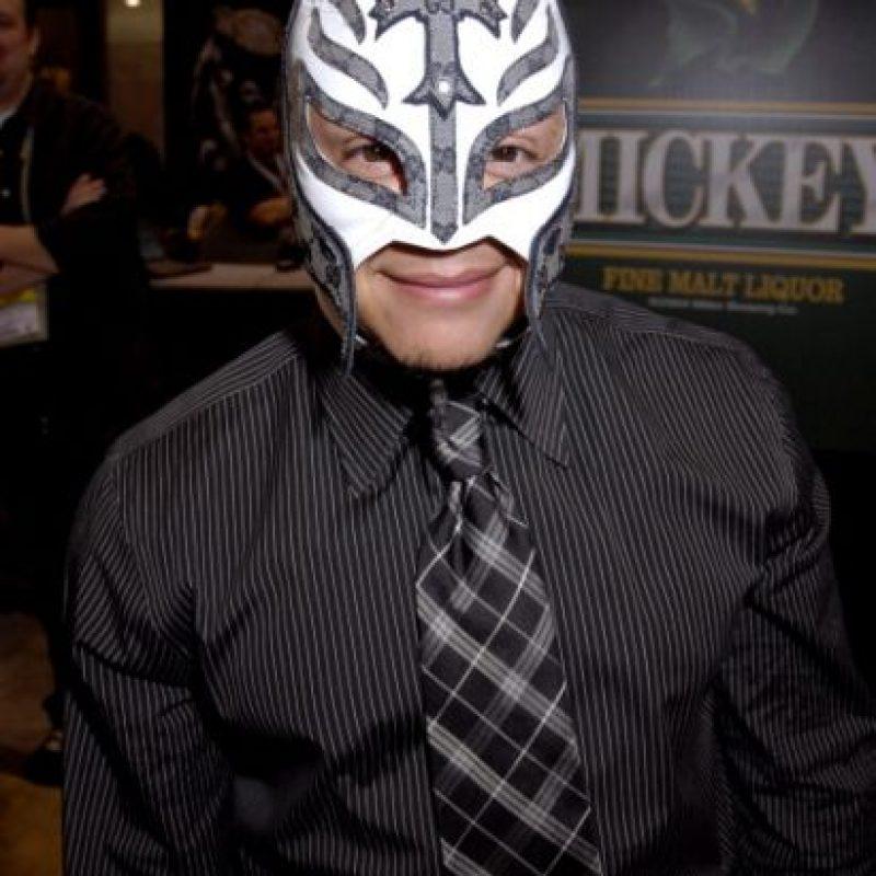 El 21 de marzo peleó contra el Hijo del Perro Aguayo en una función llamada The Crash en Tijuana. Foto:Getty Images