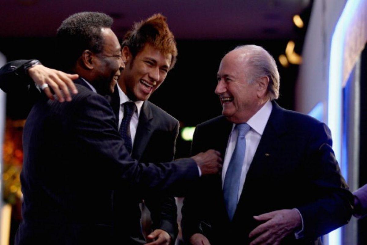 Con 23 años, Neymar es la última gran figura de Brasil. Foto:Getty Images
