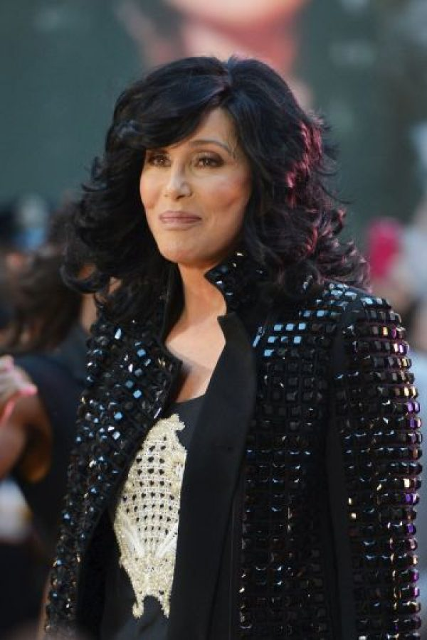 11. Cher Foto: Getty Images