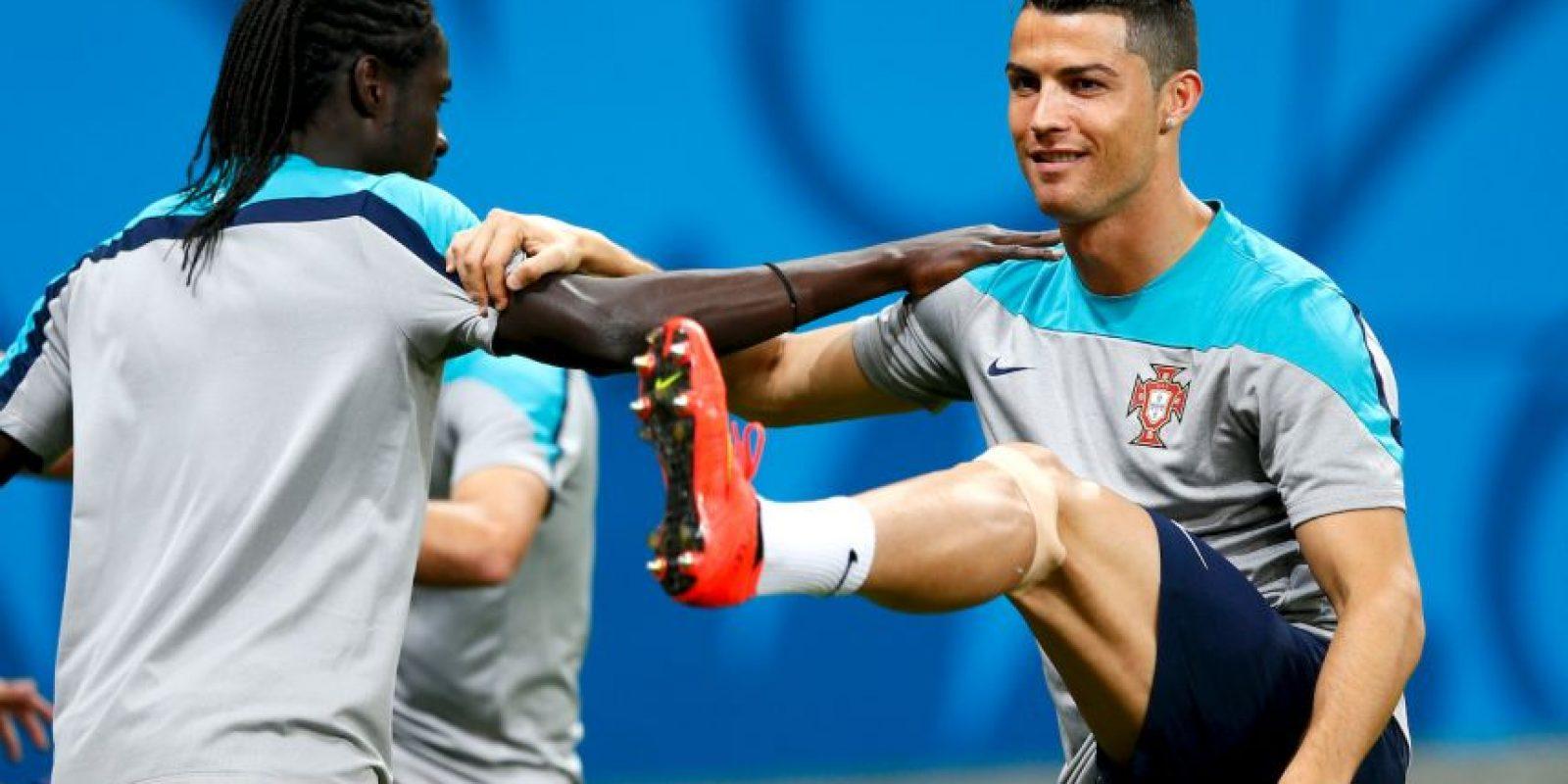 Portugal enfrentará a Serbia el domingo 29 de marzo, como parte de las eliminatorias rumbo a la Euro 2016. Foto:Getty Images