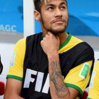 Integra la selección de Brasil desde la categoría Sub-17 y debutó con el primer equipo en 2010. Foto:Getty Images