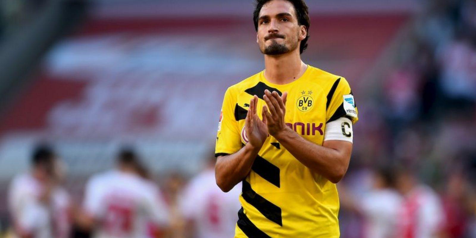Ha ganado 2 Bundesliga, 1 DFB Pokal (Copa de Alemania) y 2 Supercopa de Alemania. Foto:Getty Images