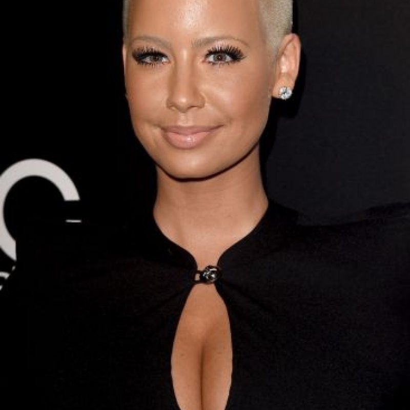 9. Amber Rose Foto: Getty Images