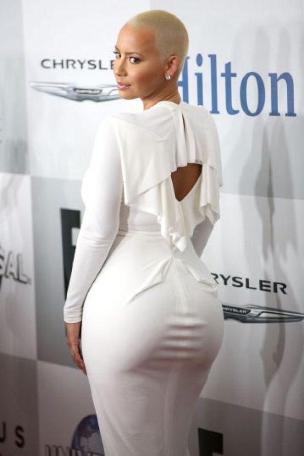 """La modelo fue pareja de Kanye West. En una entrevista con la revista """"Star Magazine"""", aseguró: """"Kim Kardashian envió fotos de ella con Kanye"""" (Mientras que él y Rose seguían saliendo). Por aquel entonces Kim aparentemente estaba en una relación con la estrella de fútbol Reggie Bush. """"Los dos estaban engañándonos, tanto a mí como a Reggie"""" Foto:Getty Images"""