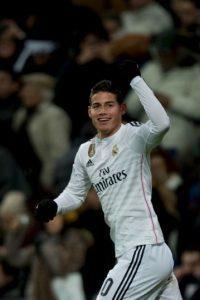 James Rodríguez es uno de los futbolistas colombianos del momento. Foto:Getty Images
