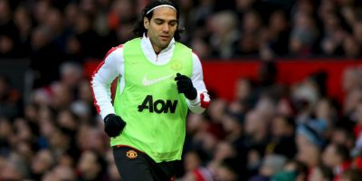 Es delantero del Manchester United. Foto: Getty Images