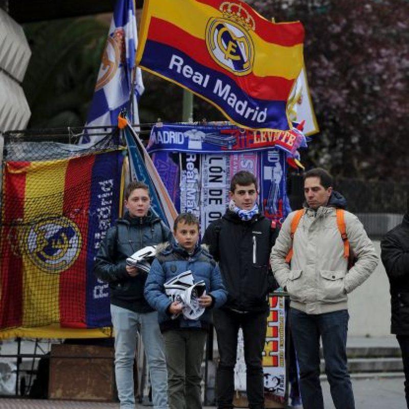"""""""Sinverguenzas"""", """"Canallas"""" e """"hijo de p…"""" fueron los insultos que se llevaron los futbolistas merengues. Foto:Getty Images"""