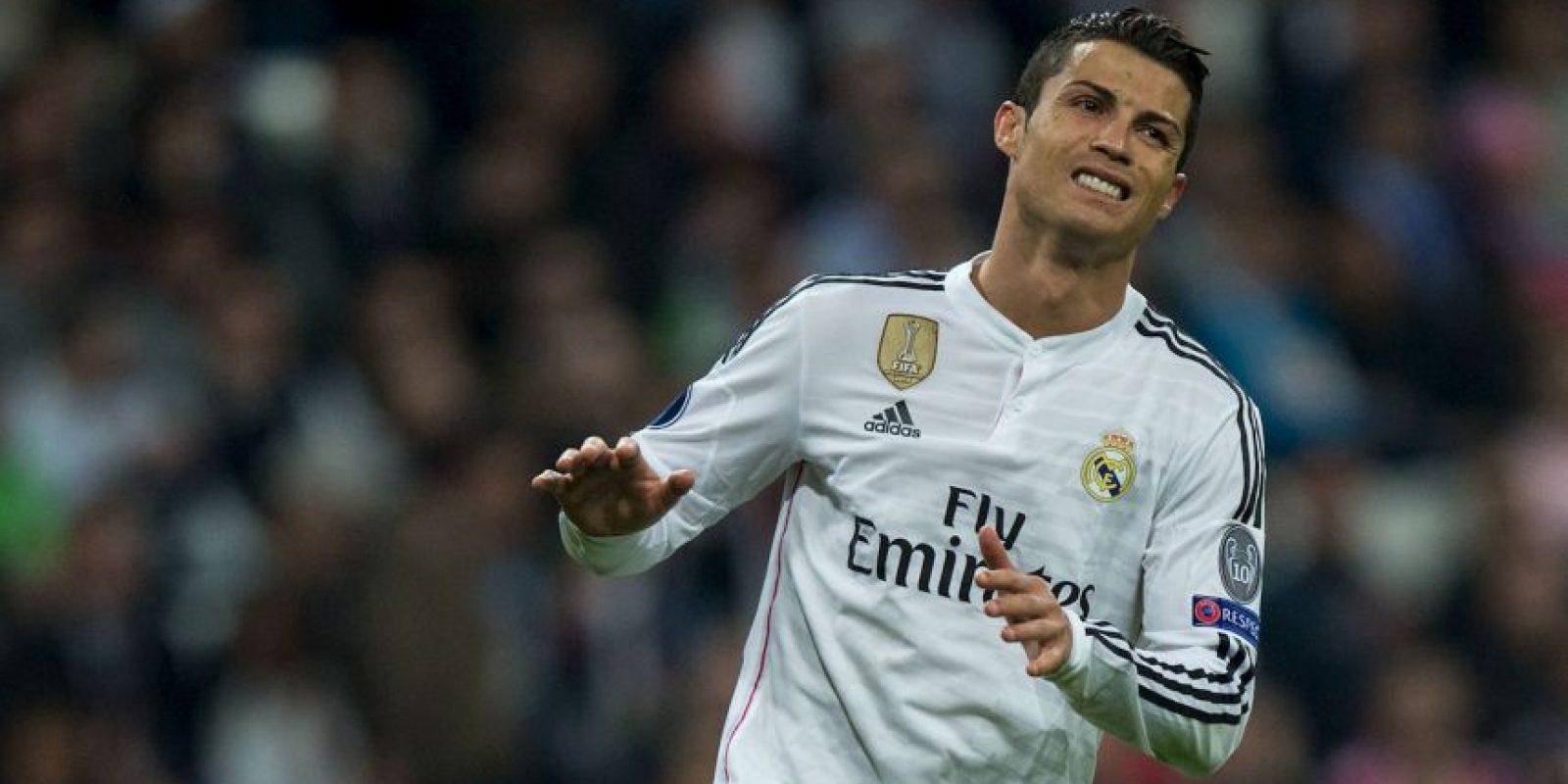 2015 no ha sido el mejor año para Cristiano Ronaldo. Foto:Getty Images