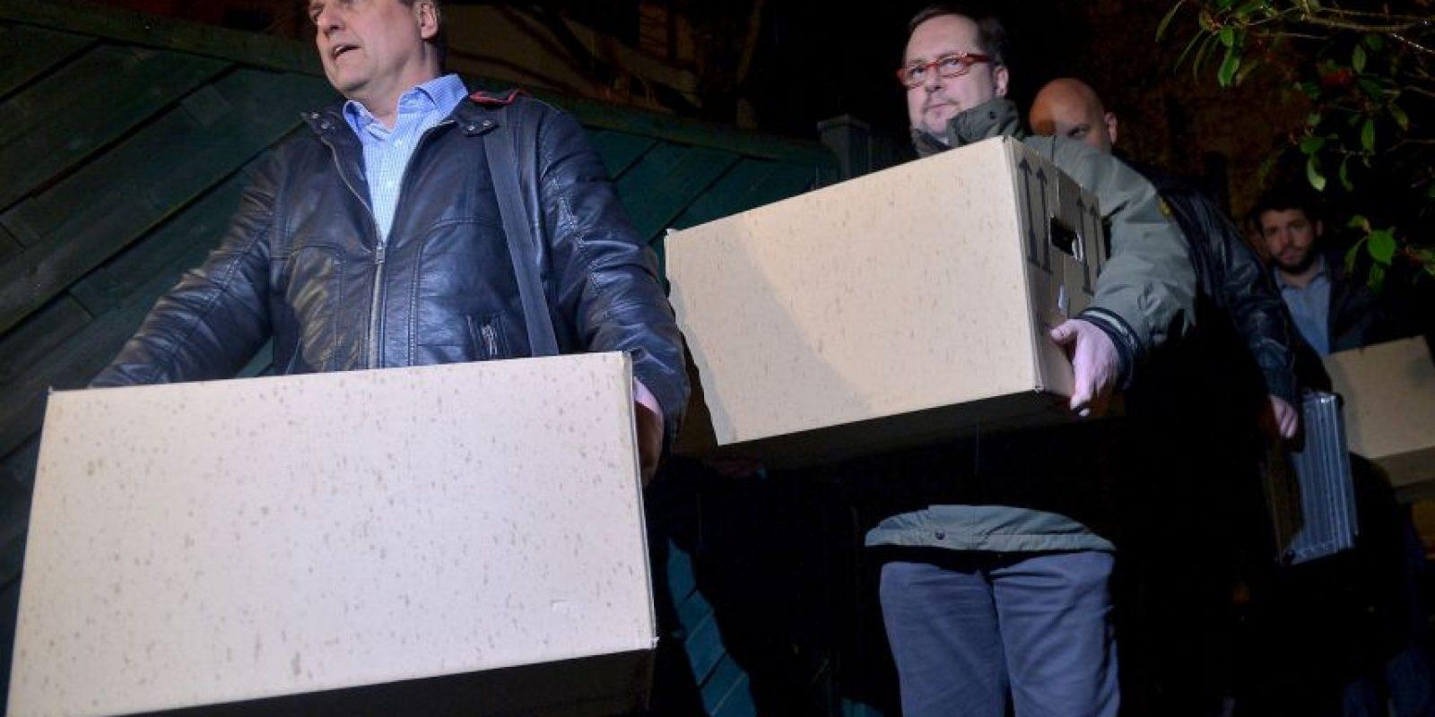 La polícia investiga el departamento del co-piloto de Germanwings Foto:Getty Images