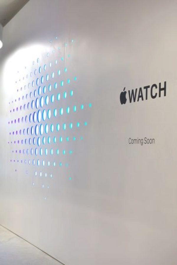Se trata del primer reloj inteligente de Apple. Foto: Getty Images