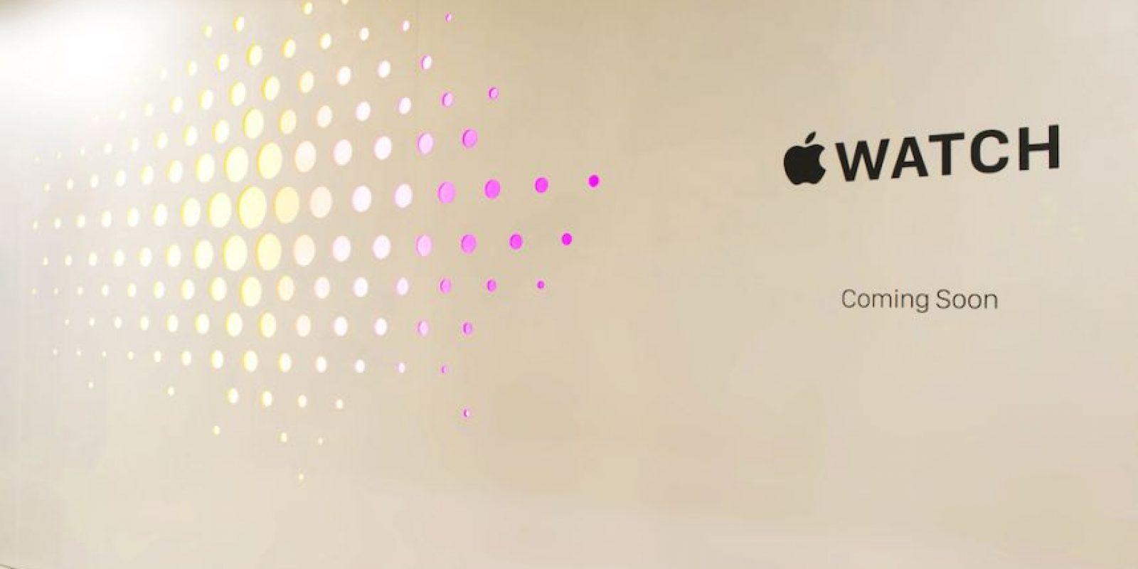El precio de salida del Apple Watch comienza en los 349 dólares. Foto:Getty Images