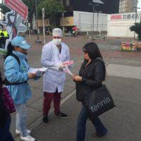 Los lectores de Publimetro se sorprendieron con la campaña para prevenir el chikunguña en Semana Santa. Foto:Cortesía Publimetro