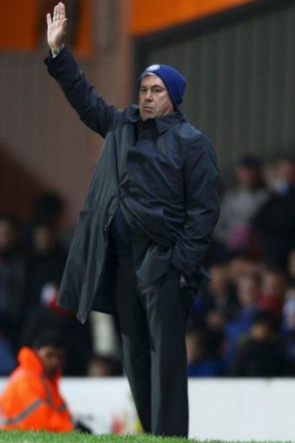 2009 como DT del Chelsea Foto:Getty Images