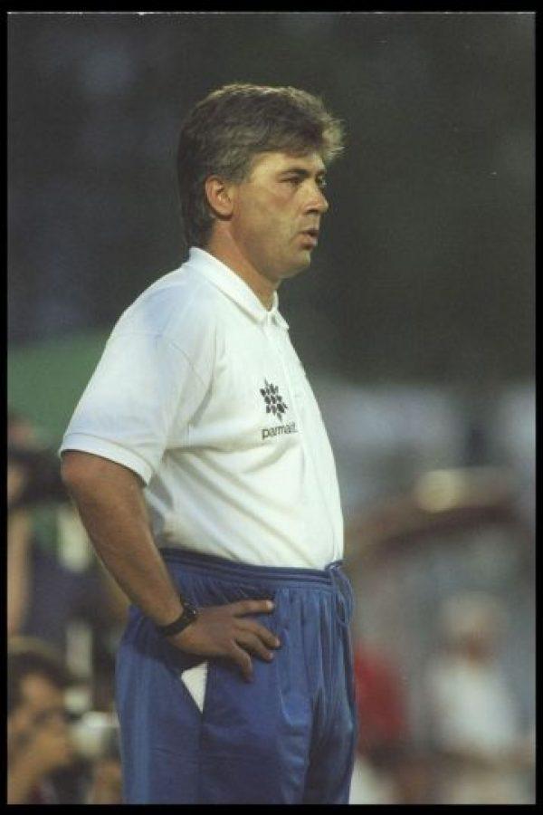 1997, en su paso por el Parma Foto:Getty Images