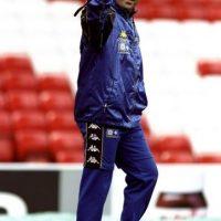 Así lucía en 1999, cuando estaba al frente de Juventus Foto:Getty Images