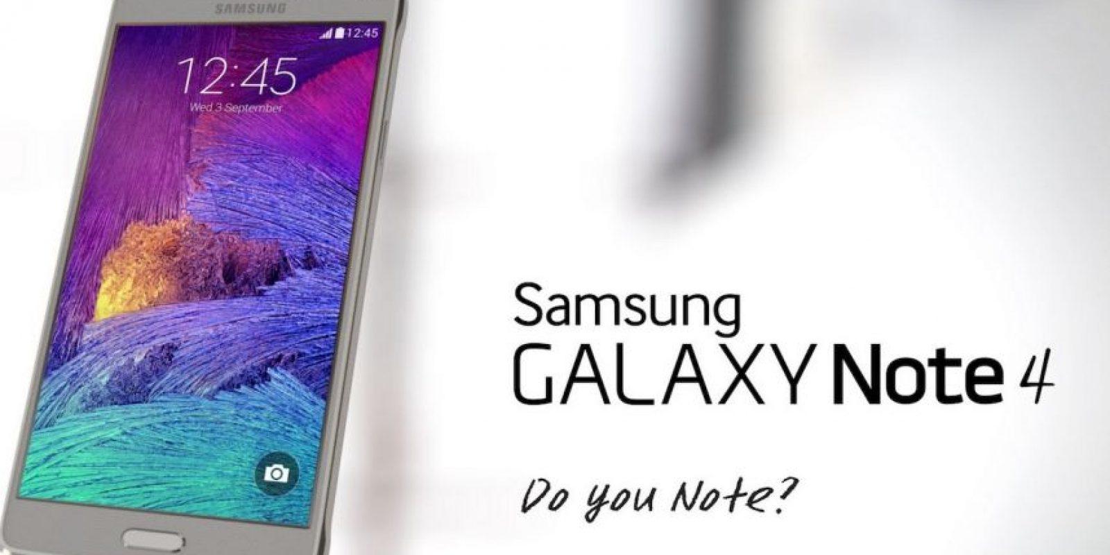 Samsung Galaxy Note 4 Foto:Samsung