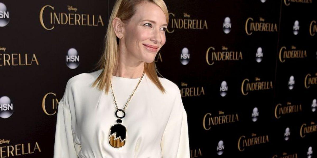 VIDEO: Cate Blanchett pierde el control durante entrevista
