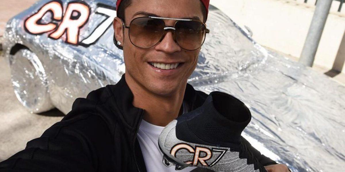 La pesada broma de Cristiano Ronaldo a compañero en la selección de Portugal