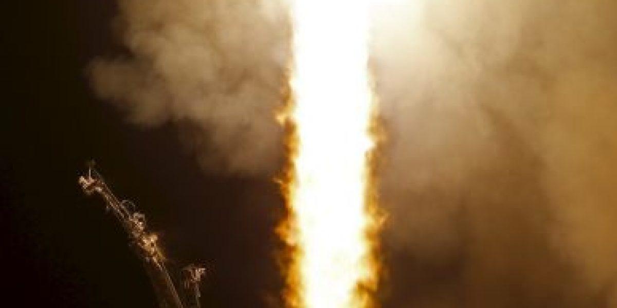 VIDEO: Así fue el despegue de la nave espacial Soyuz
