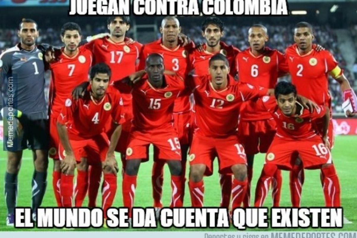 En otro partido, la Selección de Colombia arrolló 6-0 a su similar de Baréin Foto:Memedeportes