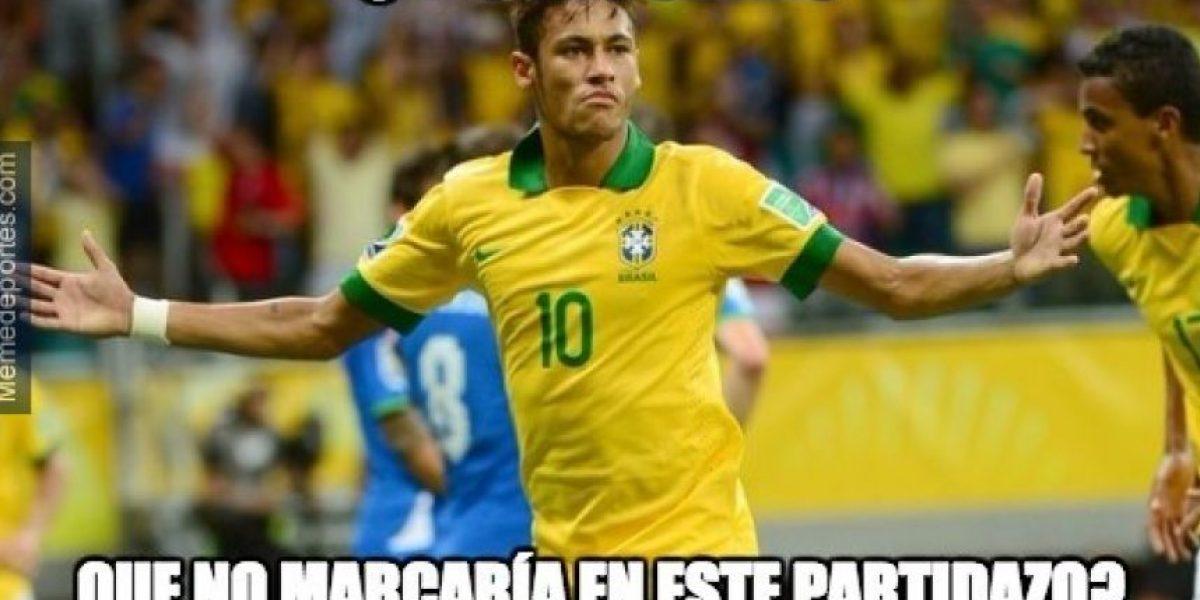 FOTOS: Las mejores burlas de la goleada de Brasil a Francia